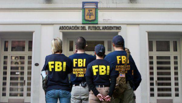 Inquietud en la AFA por las visitas del FBI