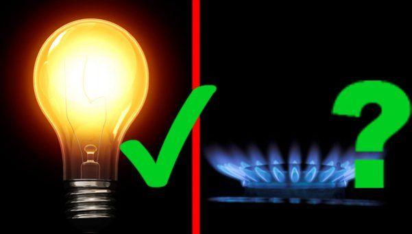 Frenaron el aumento de la luz y hoy se define el tarifazo del gas