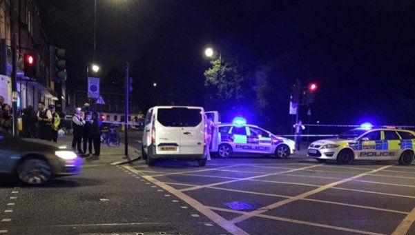 Posible ataque terrorista en Londres: un muerto y varios heridos