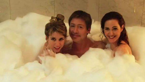 Adrián Suar y sus fantasías con Julieta Díaz y Florencia Bertotti