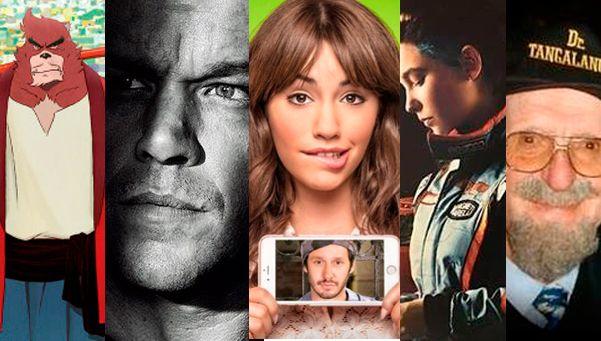 10 buenas razones para ir al cine este finde