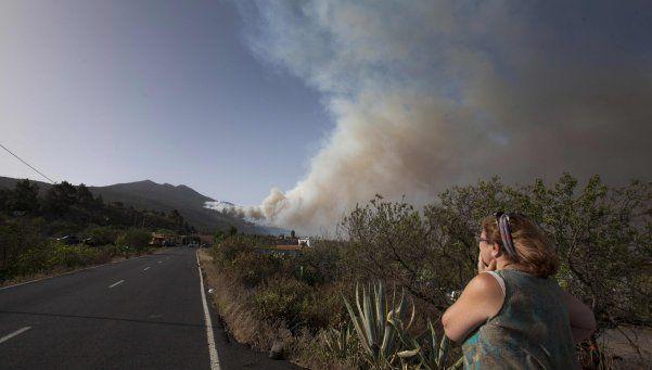 Fue a defecar y provocó un trágico incendio forestal