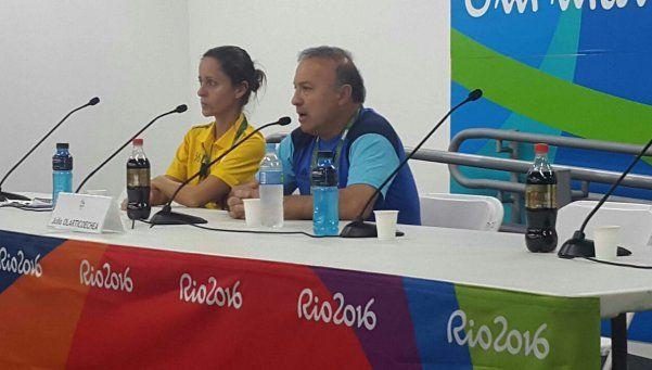 Olarticoechea, tras la derrota en el debut: Aún nos quedan dos finales