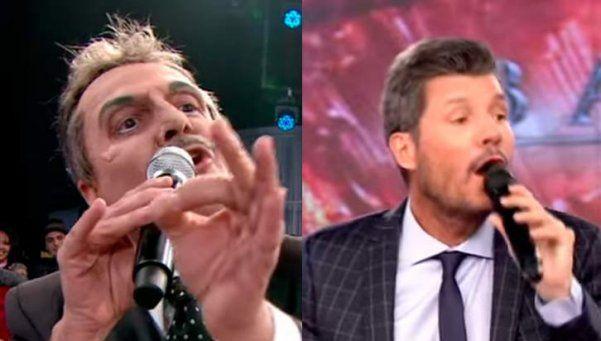 """Ahora """"Moreno"""" fue por Tinelli en ShowMatch: """"Sos un idiota"""""""