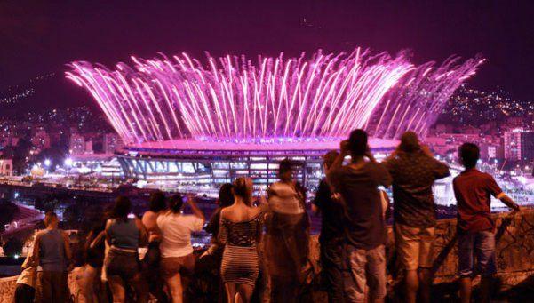 Se abrió el telón: así fue la impactante ceremonia inaugural de Río 2016