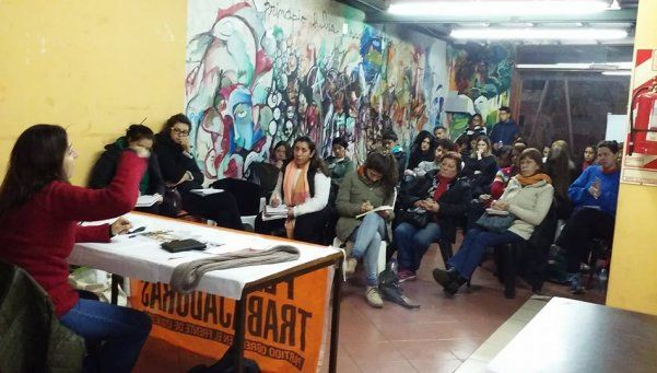 Piden casas de contención para mujeres en Lanús
