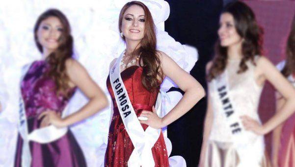Gendarme concursa por Miss Mundo Argentina