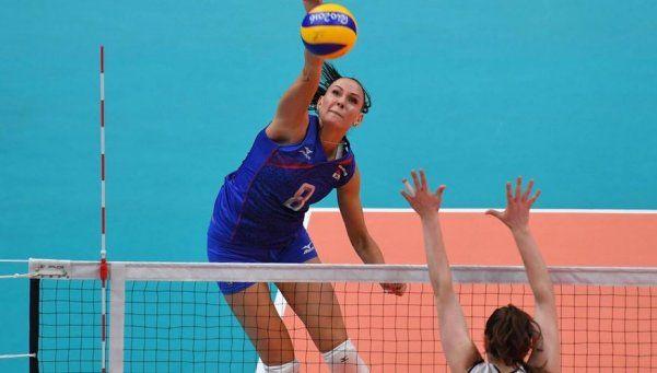 Se impuso la lógica: derrotas de las chicas del voley y el handball