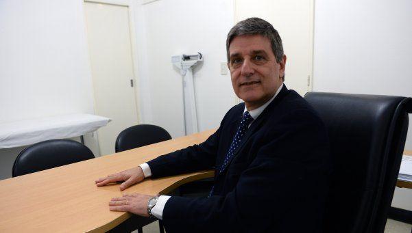 Turek, el oncólogo que mira al dolor a los ojos y le da pelea
