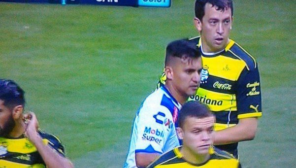 Jugador de toda la cancha: Marchesín dejó el arco y fue ¡de 9!