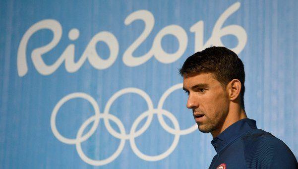 El coleccionista de medallas: Phelps ganó su primer Oro en Río