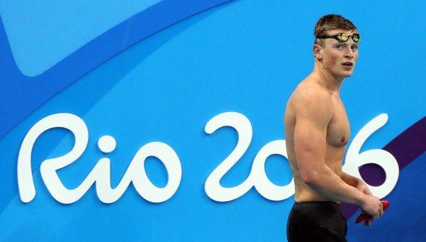 Adam Peaty, el nadador británico que odiaba el agua y es oro