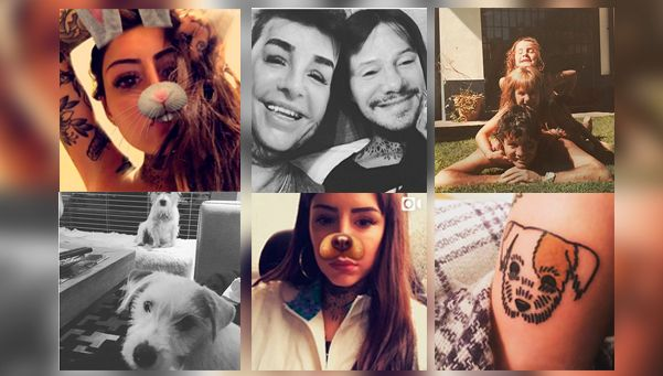Candelaria Tinelli sigue revolucionando Instagram