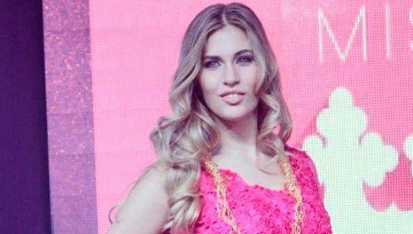 La jujeña Elena Roca es la nueva Miss Mundo Argentina