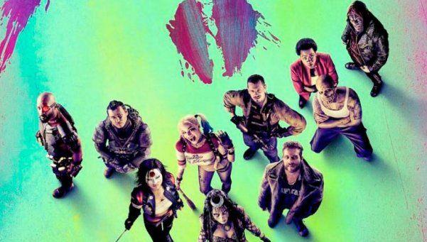 En contra | Escuadrón Suicida: los héroes más malos del mundo, en un film bastante ídem
