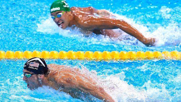 Phelps - Le Clos, el duelo entre dos cracks que no termina en el agua