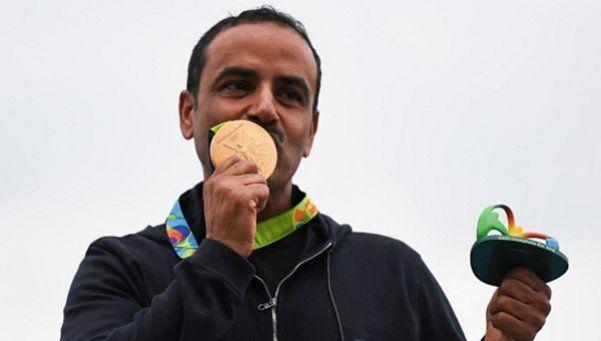 Aldeehani, el militar de Kuwait que ganó el oro como independiente