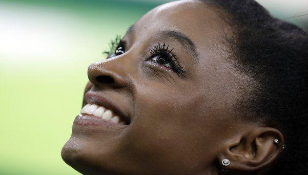 Simone Biles, la gimnasta discriminada que ganó el oro
