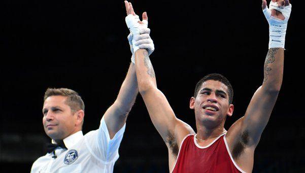 Boxeo: Melián pasó a los octavos tras una contundente victoria