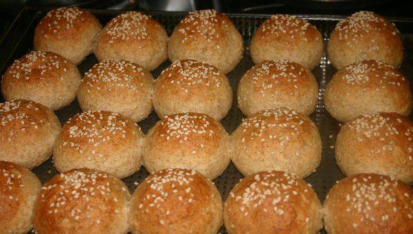 Panes para amasar en casa