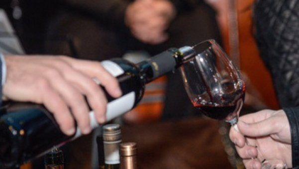 Una feria sobre vinos orgánicos