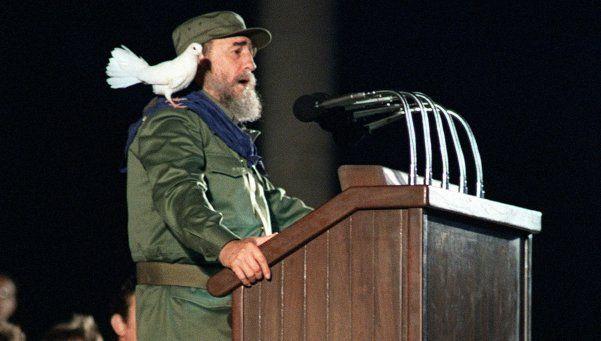Cuba, de fiesta por los  90 años de Fidel Castro