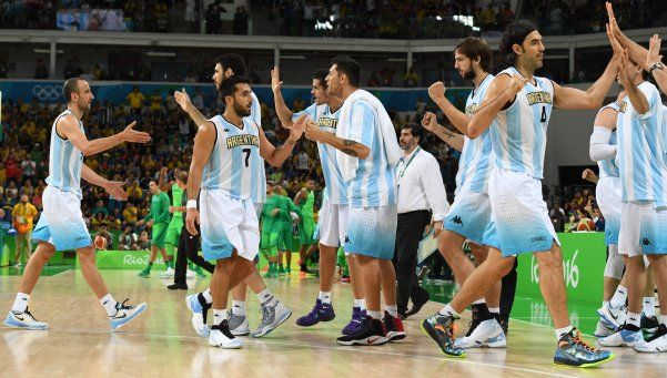 ¡Cariocazo! Argentina venció a Brasil en el segundo suplementario