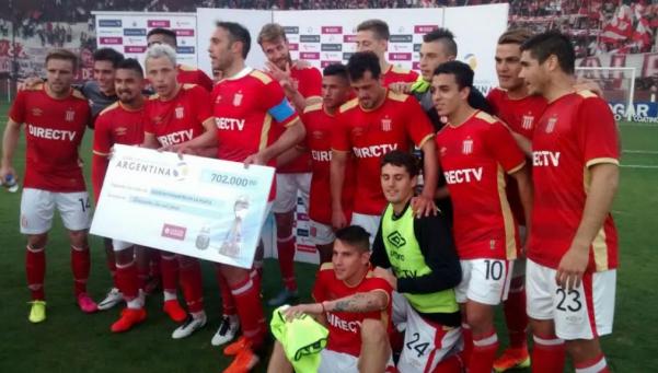 Copa Argentina: Estudiantes venció a Los Andes y se metió en octavos