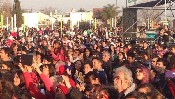 Los quilmeños festejan tres siglos y medio del distrito