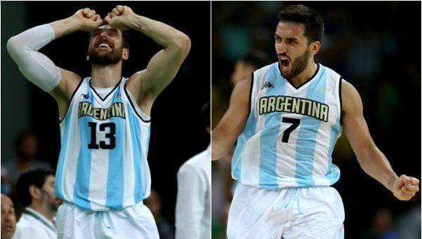 Audio | Diego sobre Río 2016: Lo de Nocioni y Campazzo supera a Maradona