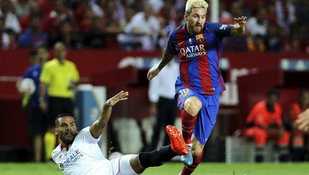 Messi hizo Lío y Barcelona tiene medio título adentro