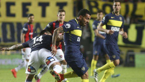 Boca se dio el gusto en el amistoso ante San Lorenzo