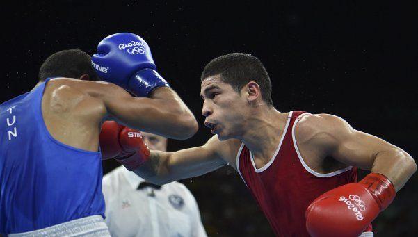 Melián ganó con polémica y quedó a tiro de una medalla
