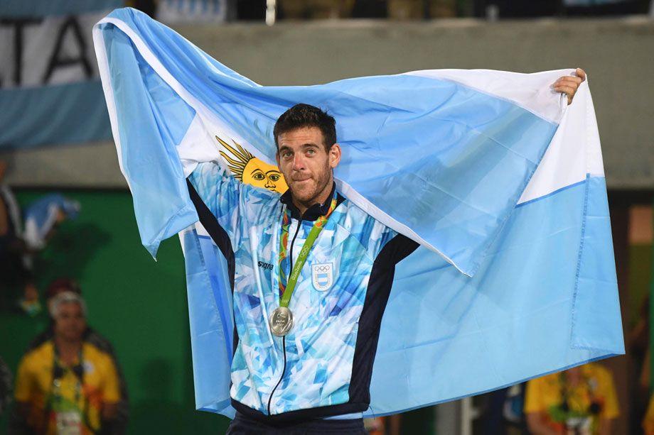 Del Potro plateado: los otros argentinos que ganaron más de una medalla
