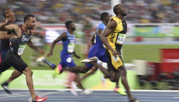 Usain Bolt: dos medallas para convertirse en inmortal