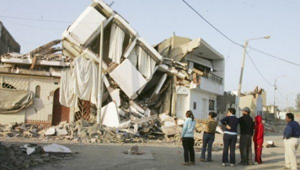 Terremoto en Perú deja al menos nueve muertos y 40 heridos
