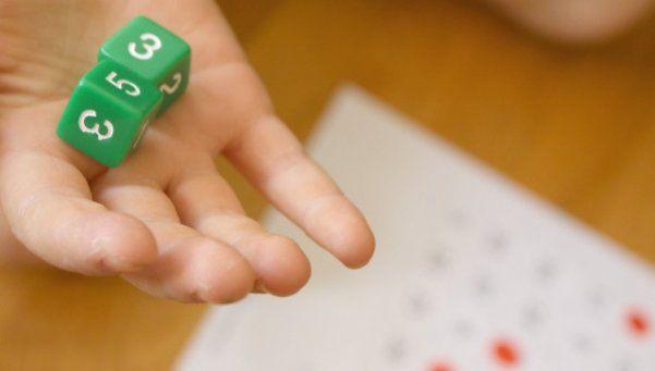 El curioso bingo con dados