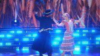 Bailando: de la Abogada Hot a un saludo olímpico