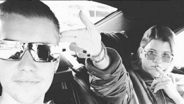 Por las críticas a su novia, Justin Bieber cerró cuenta de Instagram