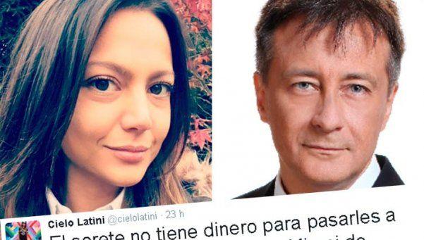 """""""El sorete de Graña no tiene plata para las hijas pero se va a Miami"""""""