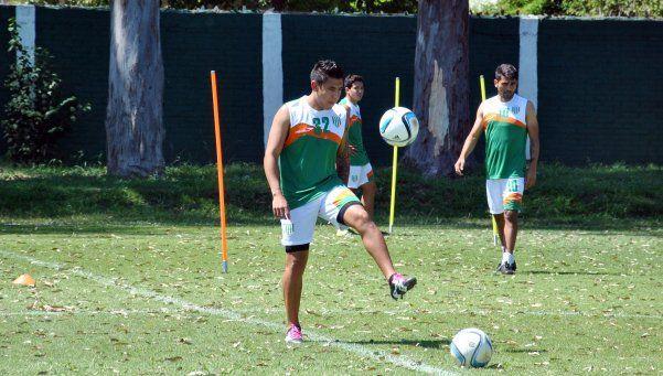 Brian Sarmiento: Tenemos la ilusión de pasar primera fase de la Sudamericana
