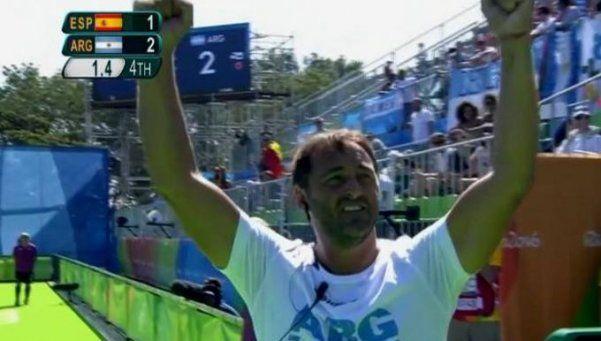 Retegui, emocionado: Esto es un premio para el hockey argentino