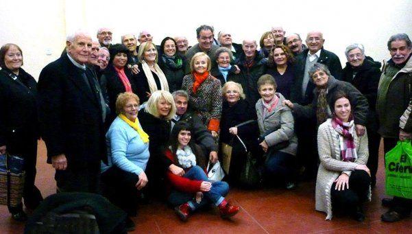 Homenaje a los inmigrantes a cargo de actores italianos
