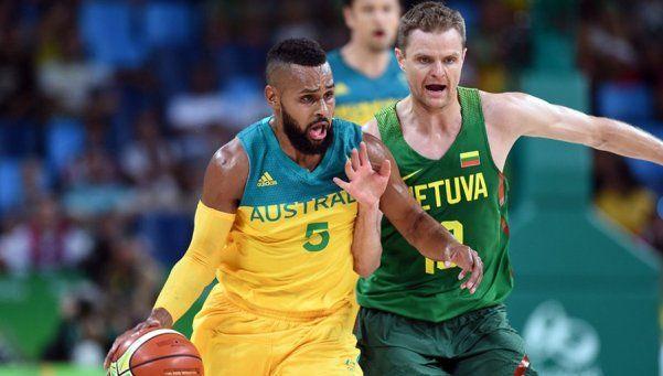 Lituania dejó de especular, perdió y quedó eliminado