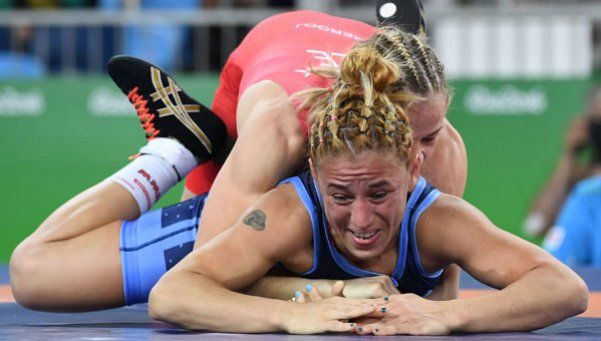 Lucha: Bermúdez acarició el bronce en la mejor actuación histórica en los Juegos