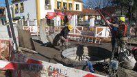 Otras 300 familias de Tigre Centro tendrán red cloacal