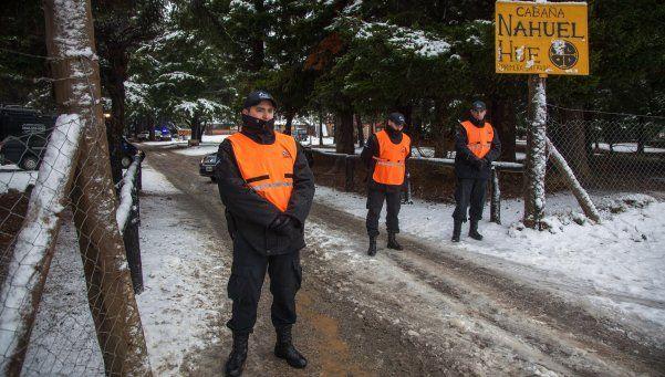Intervinieron la cúpula policial tras el crimen del oficial Muñoz
