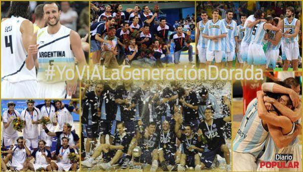 #GeneraciónDorada   Video: homenaje a un equipo histórico