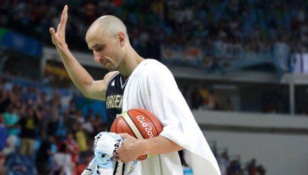 Manu Ginóbili y su adiós a la Selección: Fue un enorme placer