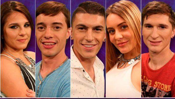 La gran final de Gran Hermano 2016 tiene a sus cinco elegidos